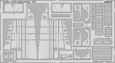 P-51D 着陸装置 1/32