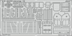 MiG-29UB undercarriage 1/32