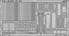 F-5E экстерьер 1/32