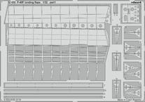 P-40F ランディングフラップ 1/32