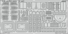 Lynx Mk.8 экстерьер 1/32