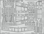 Fw 190A-8/R2 exteriér 1/32