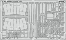 Me 262A экстерьер 1/32