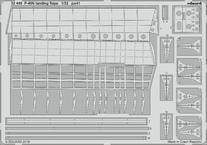 P-40N закрылки 1/32