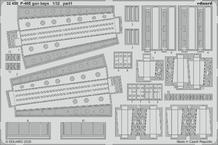 P-40E gun bays 1/32