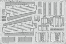 P-40M gun bays 1/32