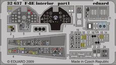 F-8E interior S.A. 1/32