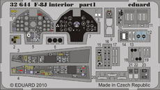 F-8J 内装 接着剤塗布済 1/32
