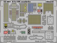 F/A-18E ремни безопасности 1/32