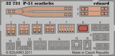 P-51 Seatbelts 1/32