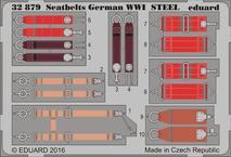 Upínací pásy Německo 1.sv.v. OCEL 1/32