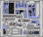MiG-29A interior 1/32