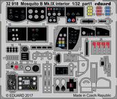 Mosquito B Mk.IX interior 1/32