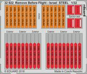 Remove Before Flight - Izrael OCEL 1/32