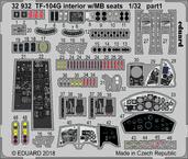 TF-104G 内装 w/MB 座席 1/32