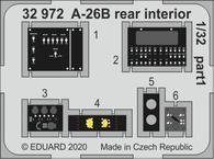 A-26B rear interior 1/32