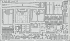 F-100F interior 1/32