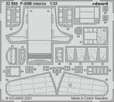 P-40M interior 1/32