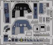BAC Lightning F.2A interior S.A. 1/32