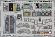 F/A-18E interior S.A. 1/32