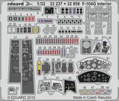 F-104G interior 1/32