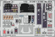 Me 262A interior 1/32