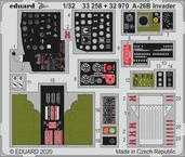 A-26B Invader interiér kokpitu 1/32