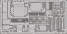 AAVP-7A1 interior 1/35