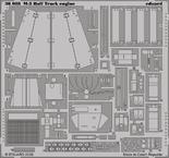 M-3 Half Track engine 1/35