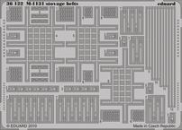 M-1131 stowage belts 1/35