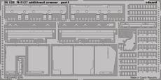 M-1127 přídavné pancéřové pláty 1/35