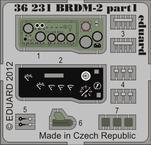 BRDM-2 raná verze 1/35