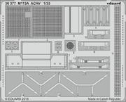 M113A ACAV 1/35
