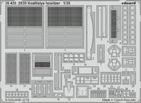 2S35 Koalitsiya howitzer 1/35