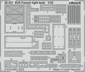 R35 francouzký lehký tank 1/35