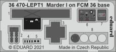 Marder I on FCM 36 base 1/35