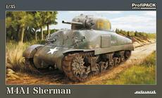 M4A1 Sherman 1/35