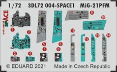 MiG-21PFM SPACE 1/72