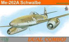 Me 262A Schwalbe DUAL COMBO 1/144