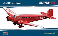Ju 52 airliner 1/144