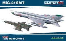 MiG-21SMT  デュアルコンボ 1/144