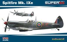 Spitfire Mk.IXe DUAL COMBO 1/144
