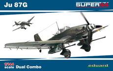 Ju 87G   デュアルコンボ 1/144