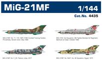 MiG-21MF 1/144