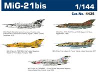 МиГ-21бис 1/144