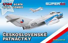Československé patnáctky  DUAL COMBO 1/144