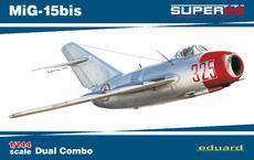 MiG-15bis  デュアルコンボ 1/144