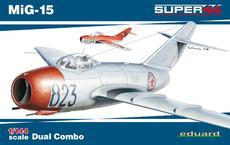 MiG-15  デュアルコンボ 1/144