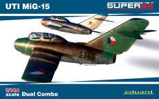UTI MiG-15 Dual Combo 1/144
