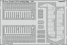 ハンター F.4/F.5 ランディングフラップ 1/48